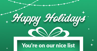 Christmas Email Campaign
