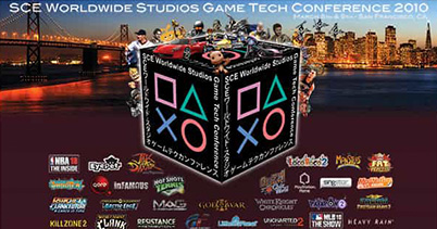 Sony Game Tech Conference
