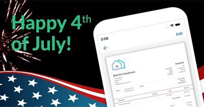 4th of July Email Campaign