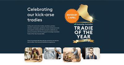 Tradie of the Year Awards